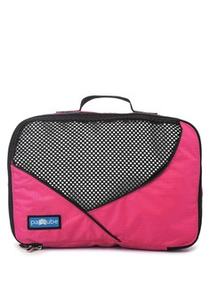 Kid's Packing Cube Set (Candy Pink)