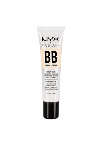 NYX Professional Makeup beige NYX Professional Makeup BB Cream- NUDE ADB30BE2A49FC6GS_1