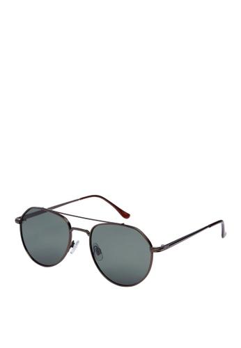 nero erezione Parlare a  Buy Jack & Jones Maverick Sunglasses Online on ZALORA Singapore