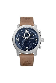 65441e170 Timberland brown Timberland Osceola Stainless Steel 48mm Men s Watches  TBL.15595JS 03 FA260ACAE560E2GS 1