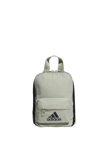 ADIDAS green adidas Classics Two-in-One Backpack Small CC479ACAC63487GS_1
