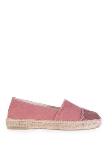 TONI PONS pink RUTH CAMPING - Slip-On Espadrilles C5DE1SH4EAF356GS_1