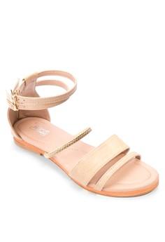 Donnabel Flat Sandals