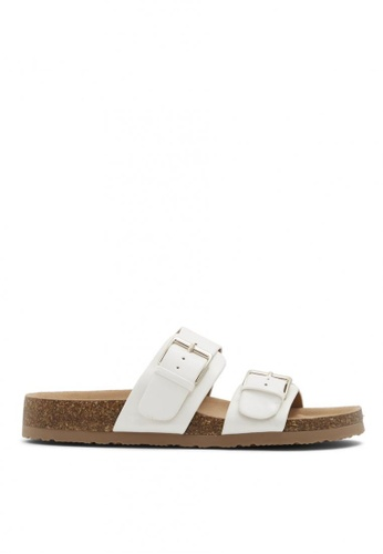 d2a66561bbe6f1 Shop Call It Spring Yeravia Sandals Online on ZALORA Philippines