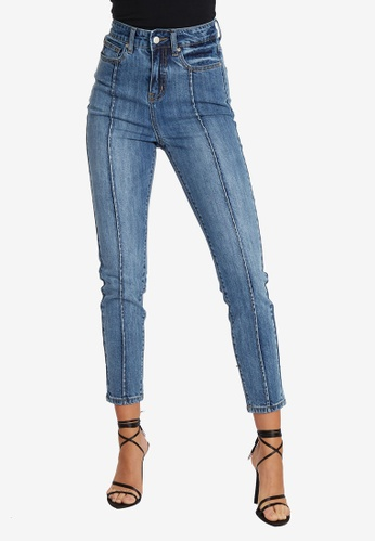 BWLDR blue Piper Skinny Jeans 3818AAA8AF6186GS_1
