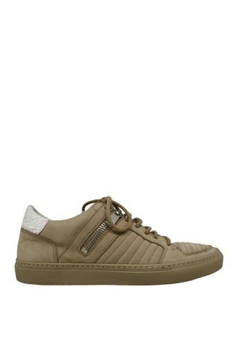 Antony Morato brown Sneaker Low C0CE9SH056E690GS_1