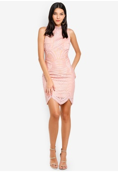 e61a3903403 54% OFF Bardot Alice Lace Dress S  230.90 NOW S  106.90 Sizes 14