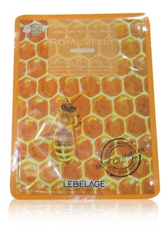 Lebelage Natural Mask Pack_Royal Jelly