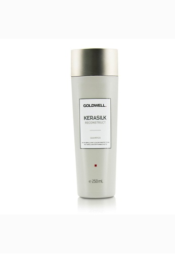 Goldwell GOLDWELL - Kerasilk Reconstruct Shampoo (For Stressed and Damaged Hair) 250ml/8.4oz 4245EBE9FEF497GS_1