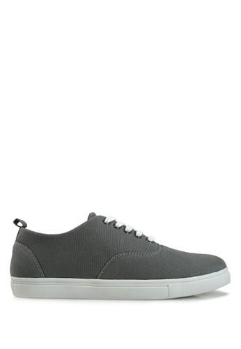 Dane And Dine grey Sepatu Sneaker Dane And Dine OLEV - GREY (Sol Putih) 6B945SH8C6EA14GS_1