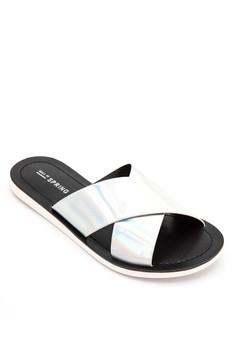 Nencia Slide Sandals