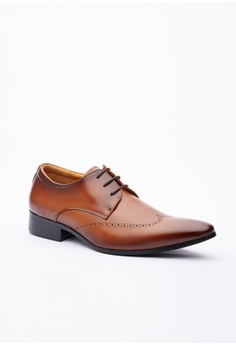 33% OFF Kings Collection Salinger Leather Shoes HK$ 599.00 NOW HK$ 399.00  Available in several sizes