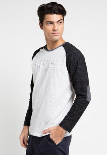 X8 grey Kason T-Shirt X8323AA0UNAOID_1