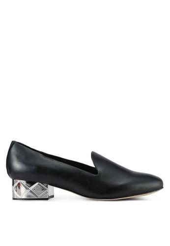 ALDO black Alirassa Loafers AL087SH0RYGUMY_1
