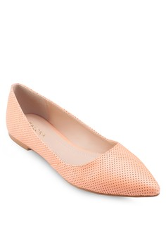 Perforated Ballerinas