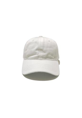 Kings Collection White Baseball Cap (KCHT2032) 6DAE8AC41ECC08GS_1