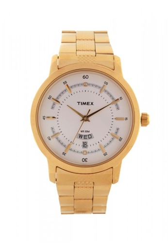 TIMEX gold Classic Watch for Men TI205AC46AVLPH_1