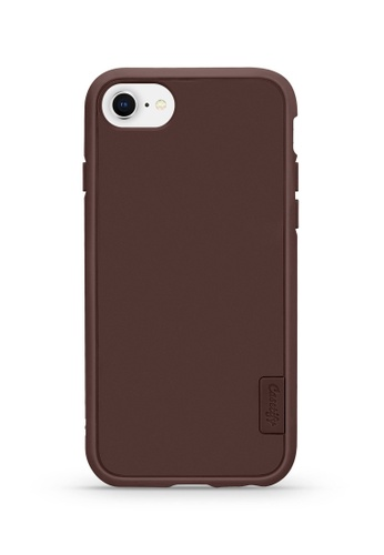Casetify red DTLA Impact Resistant Case for iPhone 7/8 in Maroon 439CCACAFC51FCGS_1