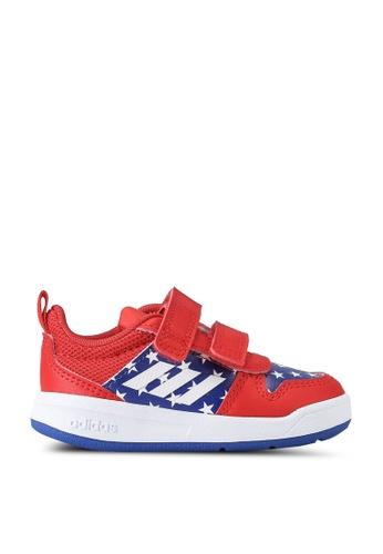 Adidas 紅色 tensaur i 6897EKS087B009GS_1