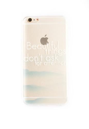 Fancy Cellphone Cases multi Beautiful Things Soft Transparent Case for iPhone 6plus/6splus FA644AC17ETMPH_1