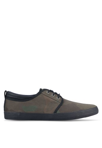 Call It Spring brown Etedia Derby Shoes CA512SH0RLFXMY_1