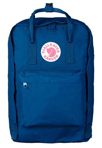 """Fjallraven Kanken blue Lake Blue Kanken 17"""" Backpack 08217AC2413F95GS_1"""