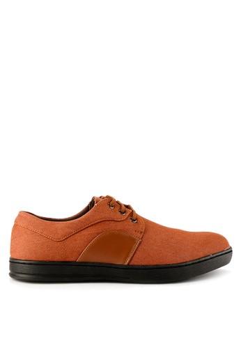 Rocklander brown Rocklander Smart Casual Shoes RO753SH0UYFAID_1