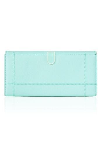 VERNYX - Woman's Pretty Zys Wallet DO449 Soft Green - Dompet Wanita