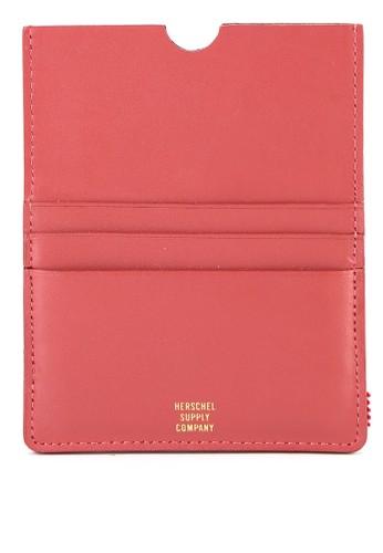 Herschel multi Eugene Leather Passport Holder 5DD46AC15B851CGS_1