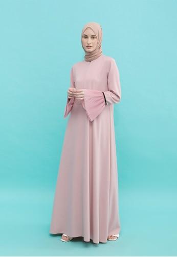 Yumnasa.id pink Yumnasa.id ALIQA Dress 6787EAA56EDFA0GS_1