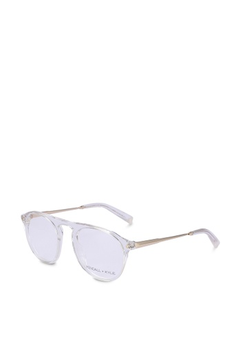 Kendall + Kylie white Audrey Glasses 380FAGL4B514F9GS_1