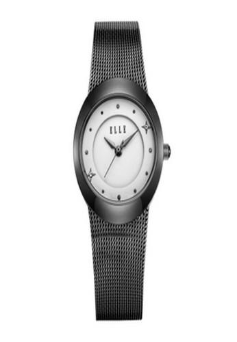 ELLE black Fashion Ladies Watch EL900AC65WKGMY_1