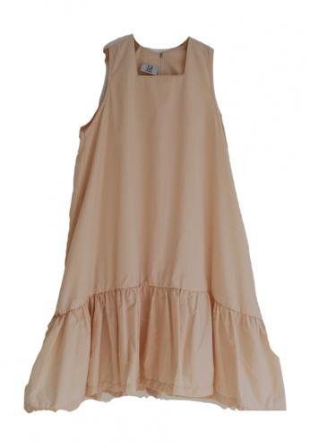 Jellyrbeans yellow Sunlight Dress D949BKA3421407GS_1