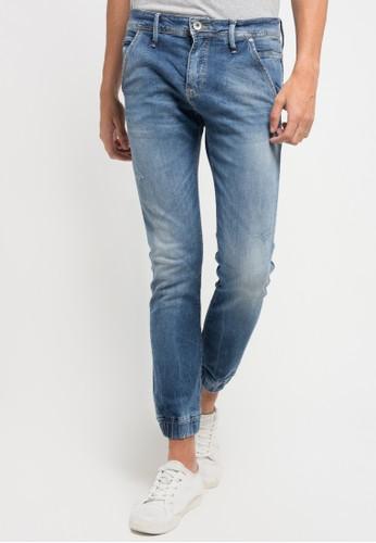 Bombboogie blue Jogger Pants 86 Series BO419AA0V72AID_1