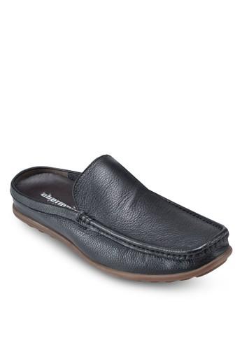 Marten 方頭懶人拖鞋, 鞋,esprit 香港 鞋