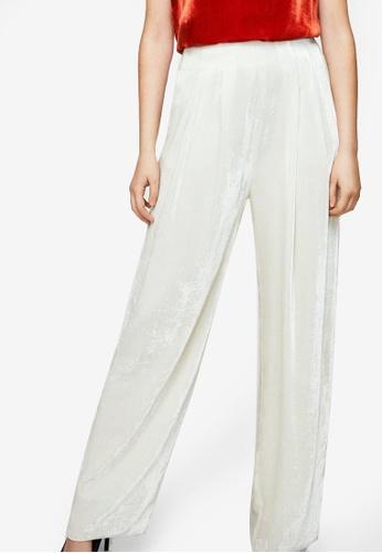 Mango beige Premium Long Pants MA193AA0S6J3MY_1