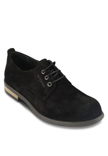 Derby 皮革商務鞋, esprit causeway bay鞋, 鞋