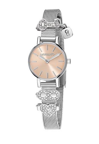 Morellato silver Sensazioni Quartz Watch R0153142512 Silver Metal Strap 4906DACF77B880GS_1
