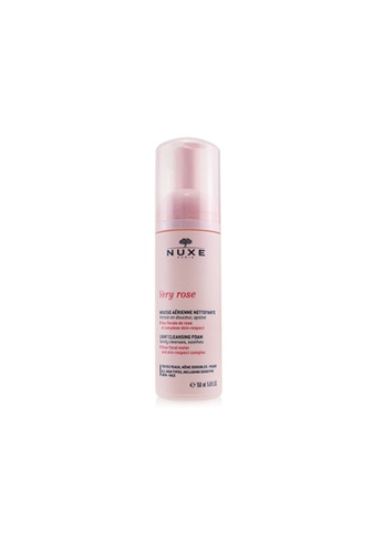 NUXE NUXE - Very Rose Light Cleansing Foam - For All Skin Types 150ml/5oz 14D80BED60FD53GS_1
