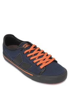 Jame Lace-Up Sneakers