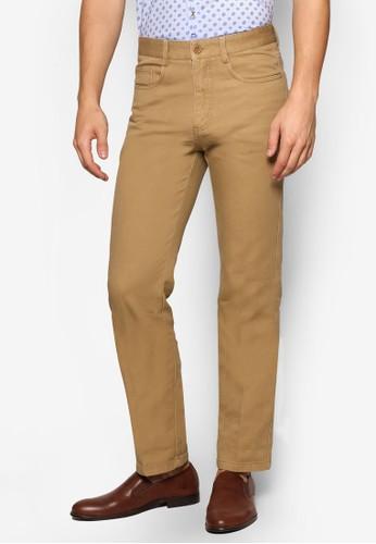 簡約休閒長褲, 服飾esprit hong kong 分店, 直筒褲