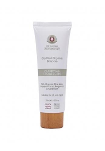 Oil Garden Oil Garden Clarifying Facial Scrub C3185BE36D1ACBGS_1