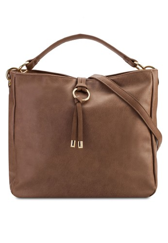 仿皮革單提把手提包, 包, esprit童裝門市手提包