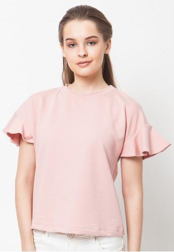 bloop pink Bloop Blouse Hazel Try Pink BLP-PK021 BL860AA40EVJID_1