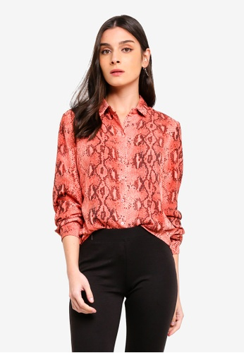 ONLY red Rady Shirt 0C01DAA63C237AGS_1