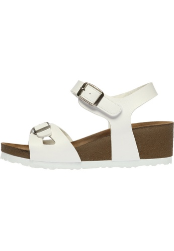 paperplanes SNRD-221 Casual Summer Ankle Strap Sandals Heels Shoes US Women Size PA110SH51ZJCHK_1