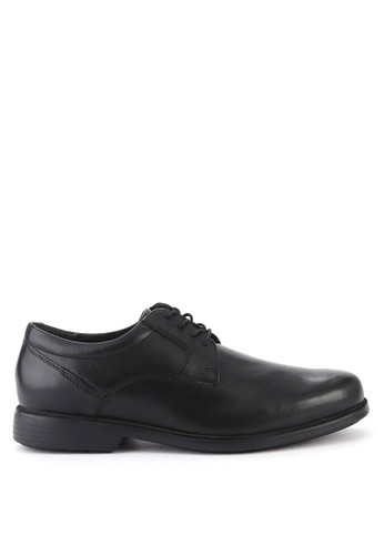 Rockport black Charles Road Plaintoe EDB01SHA6C7A02GS_1