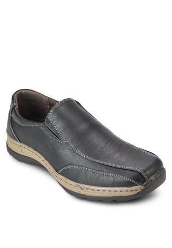 雙色商務皮鞋,esprit hk outlet 鞋, 鞋