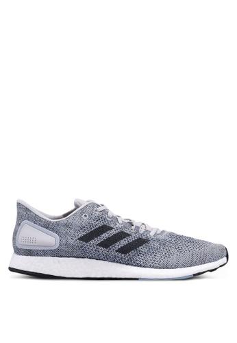 adidas grey adidas pureboost dpr A0A8DSH1C1DC52GS_1