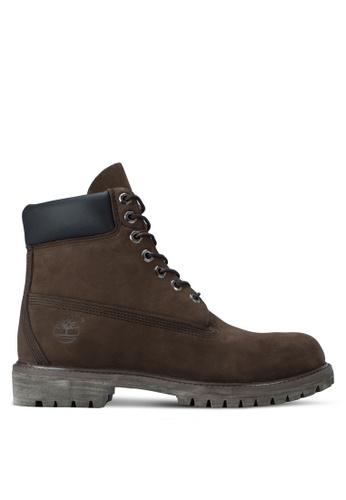 "Timberland brown Timberland Men's 6\ Premium Boots"""""" TI845SH16IRJSG_1"